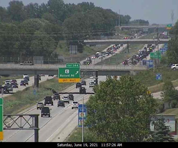 I-41 crash near Appleton DOT