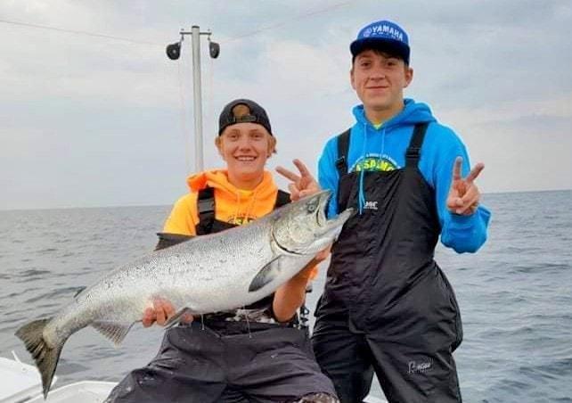 Photo credit: K/D Salmon Tournament