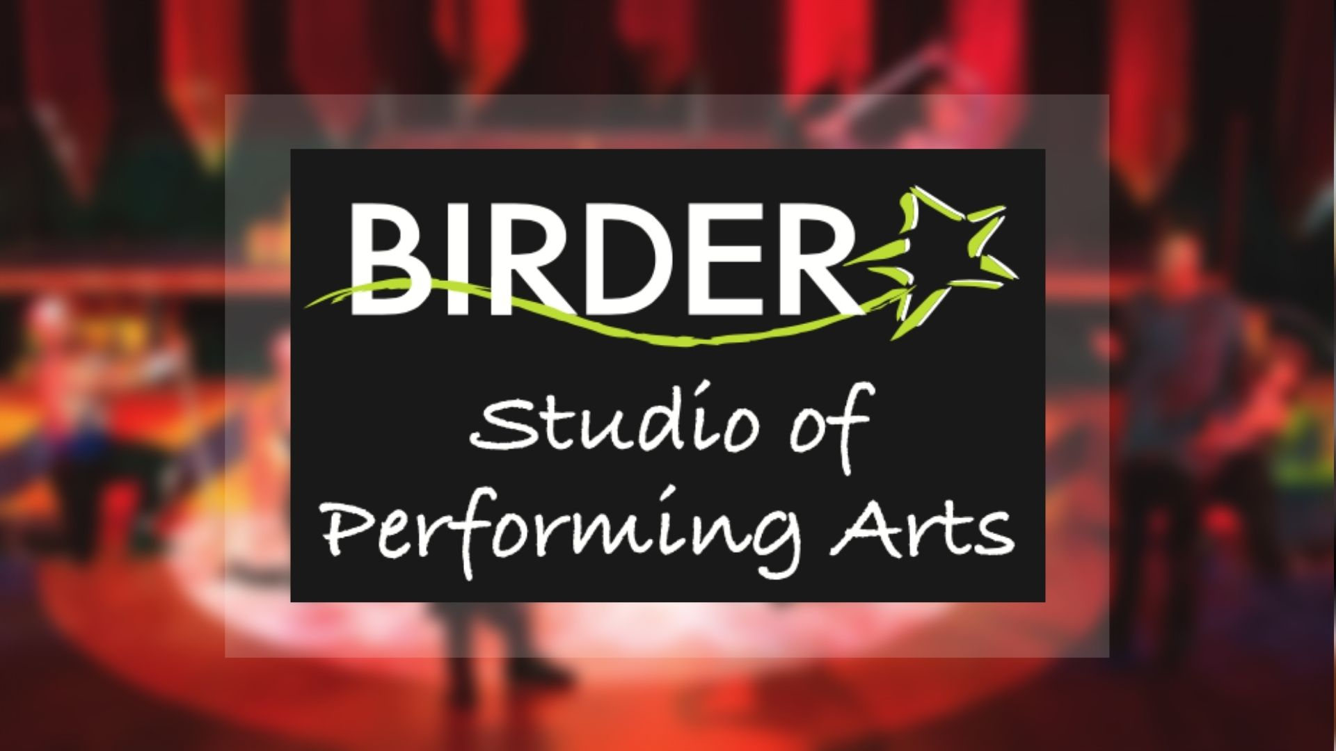 Birder on Broadway