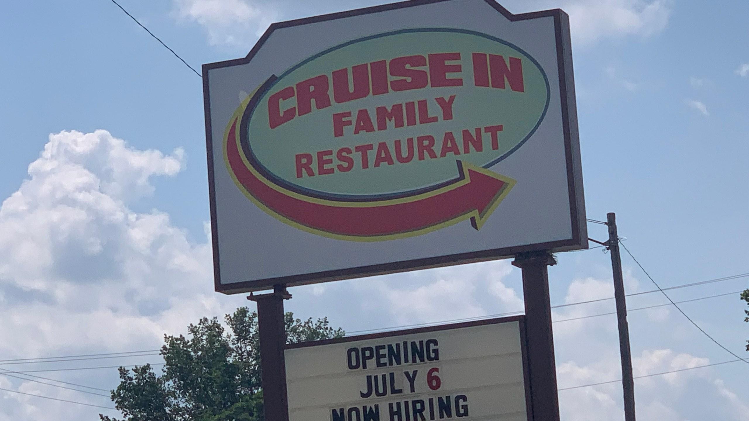 Cruise In Family Restaurant