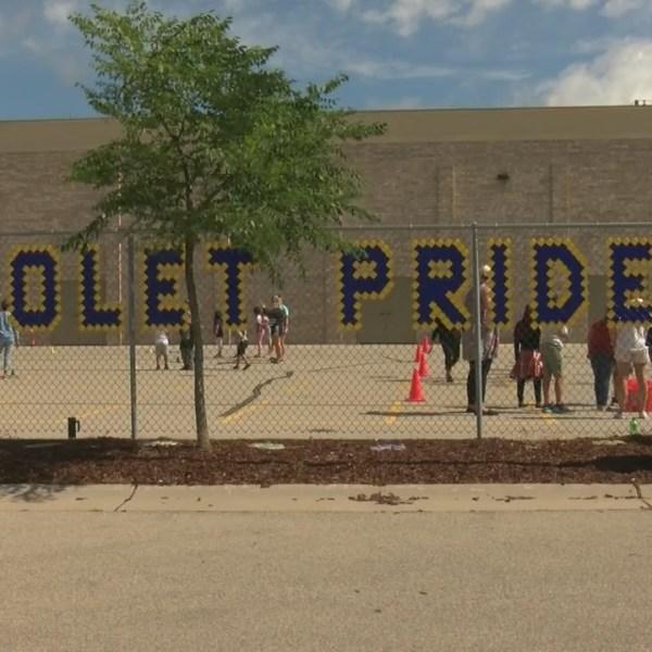 Nicolet Elementary School Pride