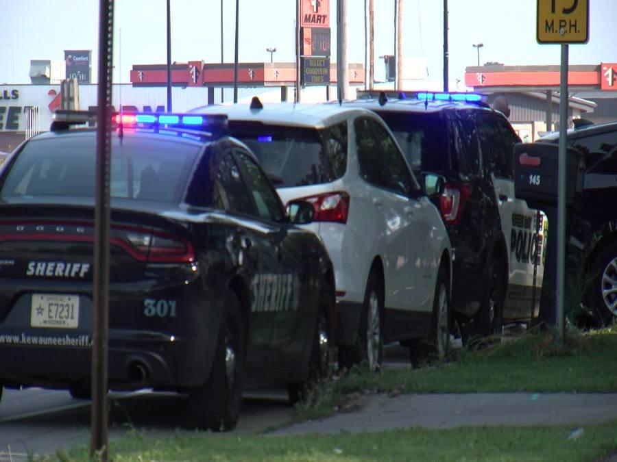 Suspect flees after shooting incident in Luxemburg, taken into custody in Green Bay
