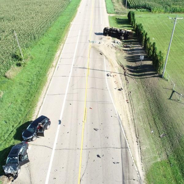 Photo courtesy of Green Lake County Sheriff