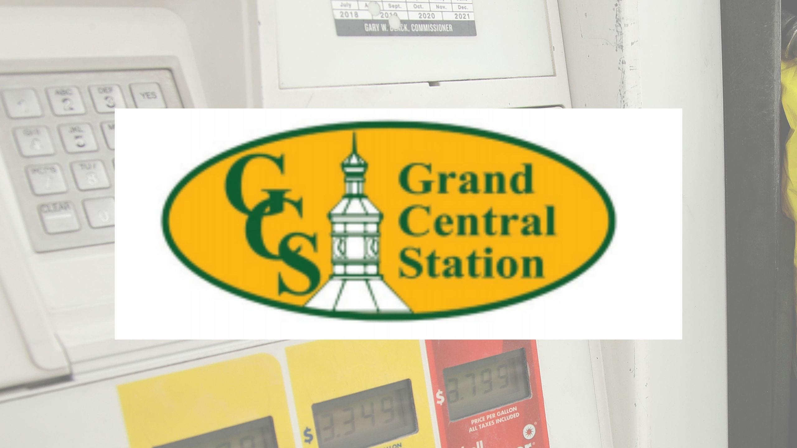 Grand Central Station gas station