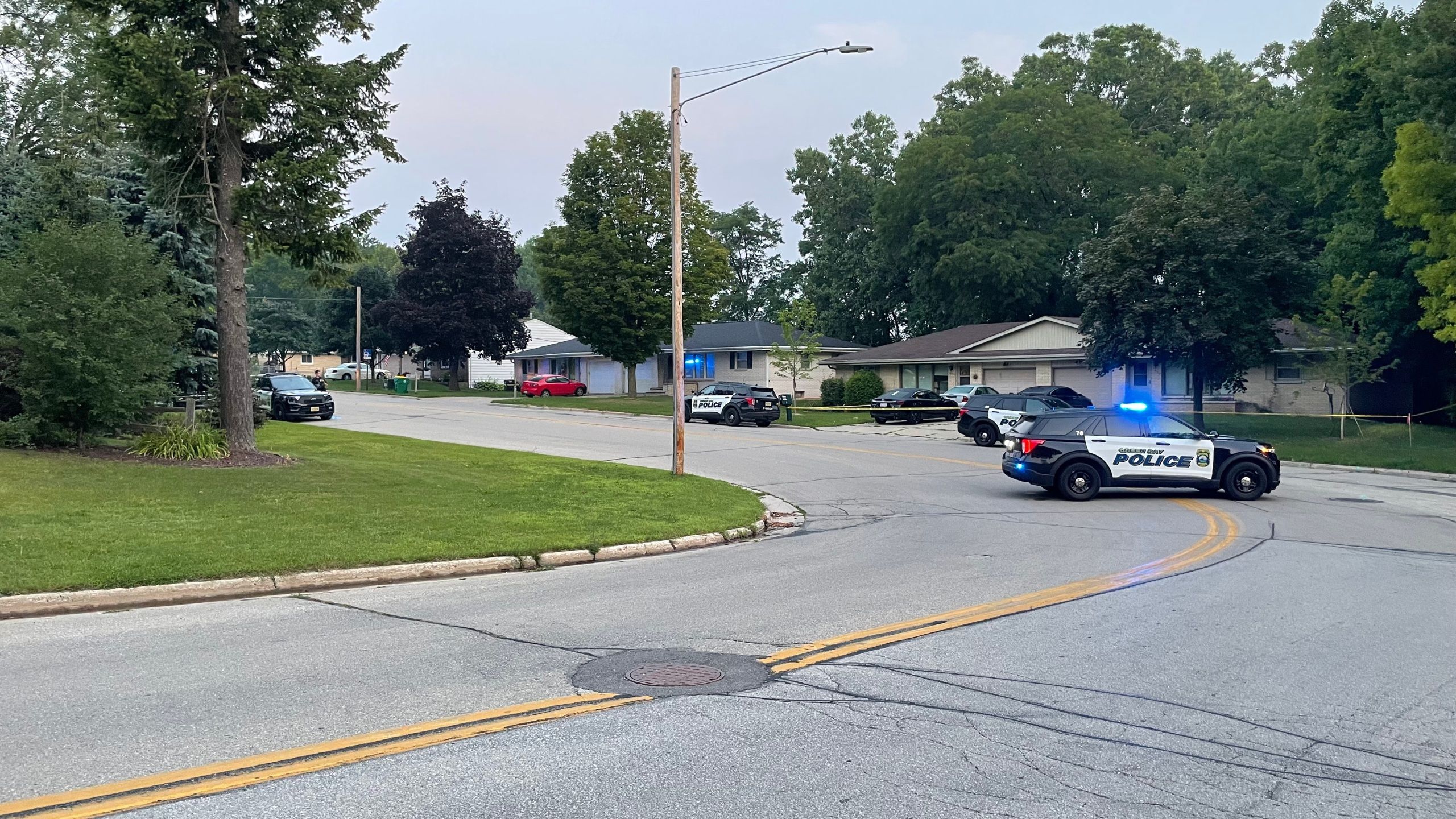 Green Bay homeowner shoots would-be invader, man taken to hospital