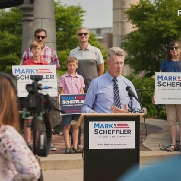 Mark Scheffler announces State Senate run