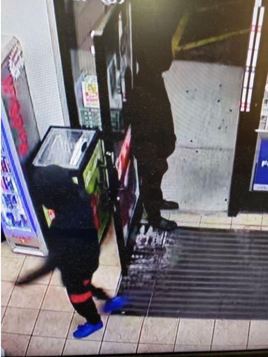 Oshkosh gas station robbery suspects