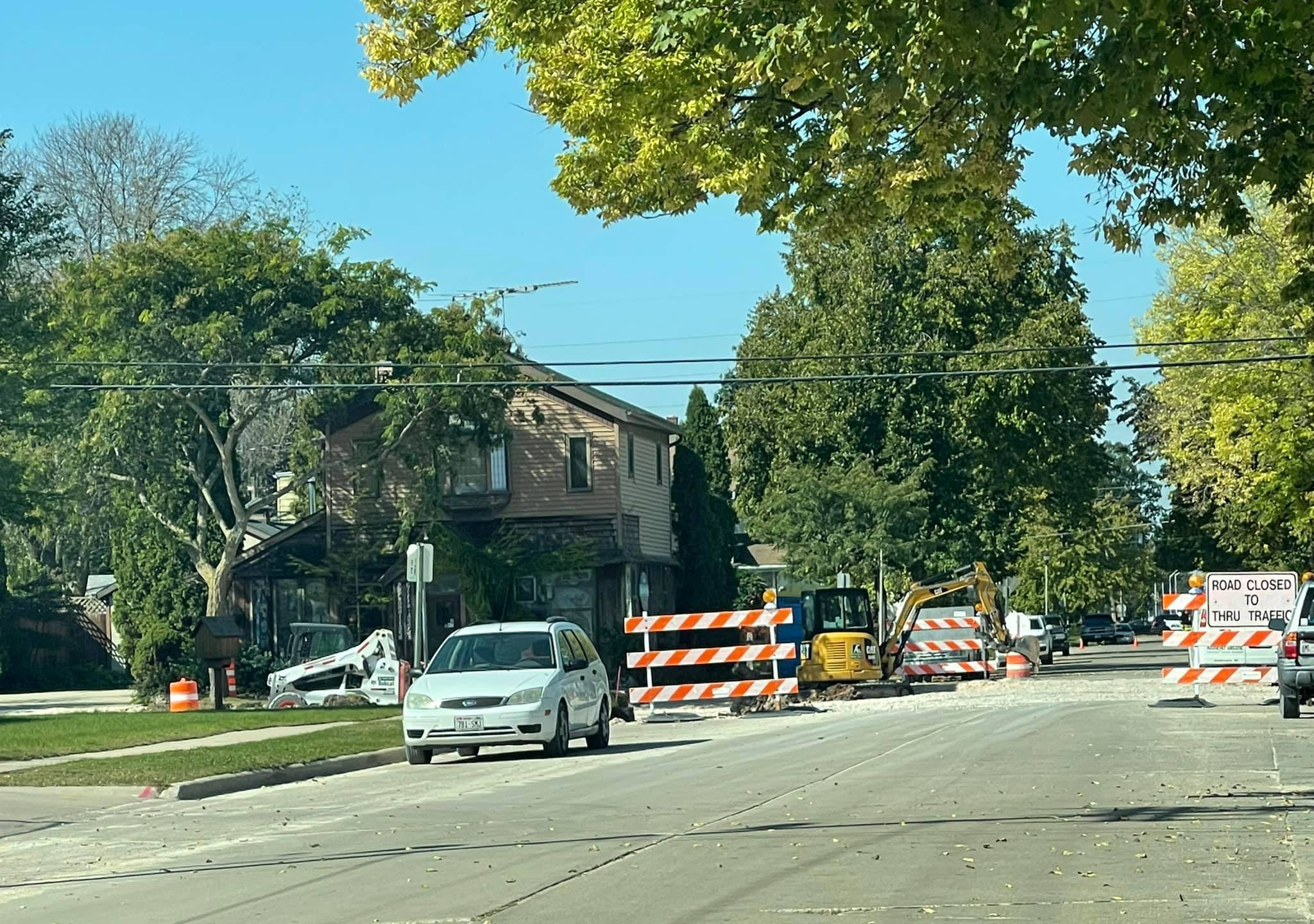 HAPPENING NOW: Gas leak in Fond du Lac, residents evacuated, repairs are ongoing