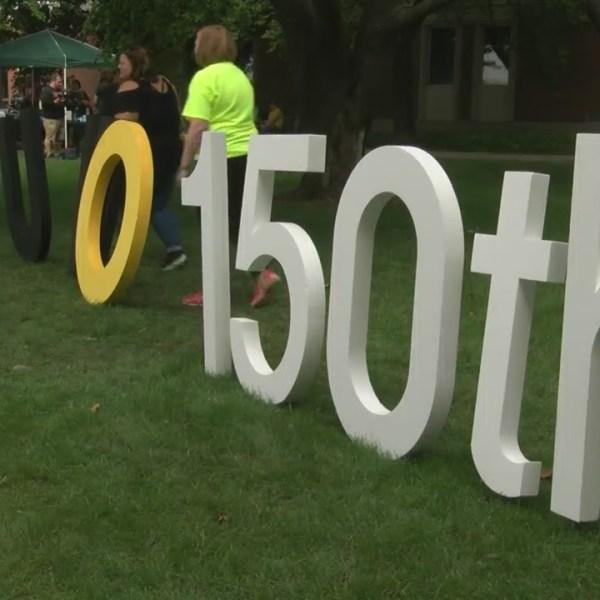 UWO 150th celebration