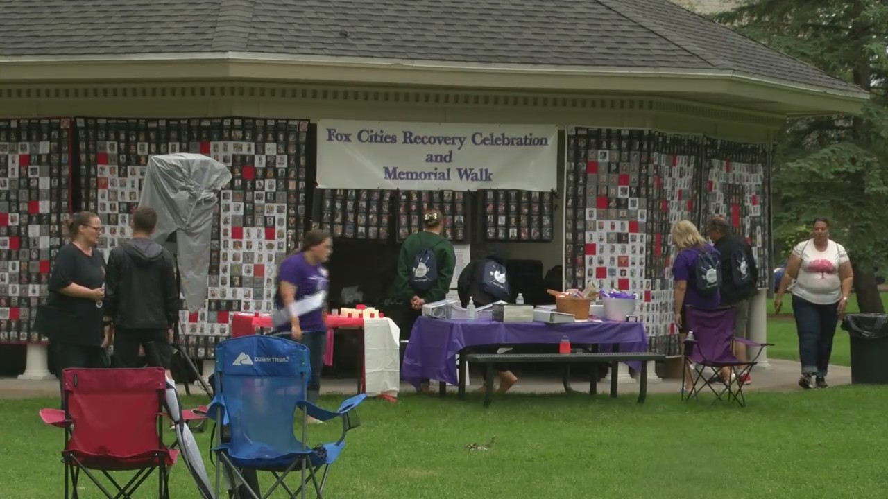 Fox Cities Recovery Celebration and Memorial Walk
