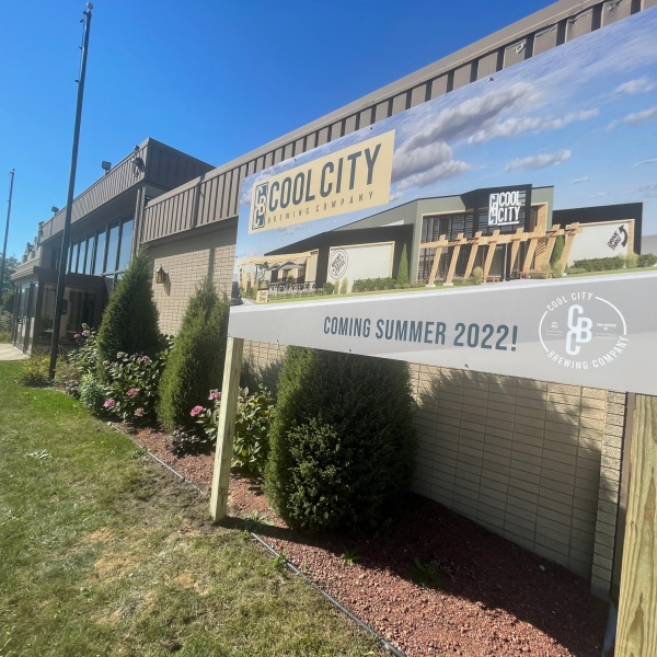 A new brewery is headed to downtown Two Rivers and expected to open in summer 2022. (WFRV)